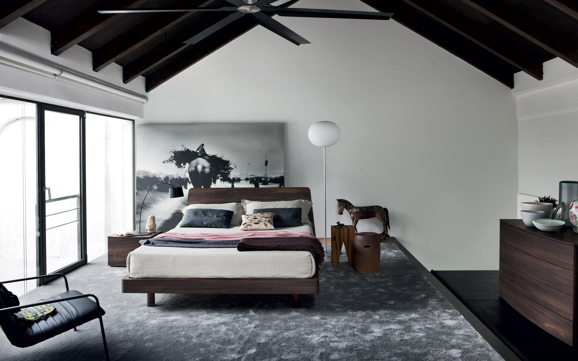 Camere da letto matrimoniali e singole minoia arreda for Camere da letto padova