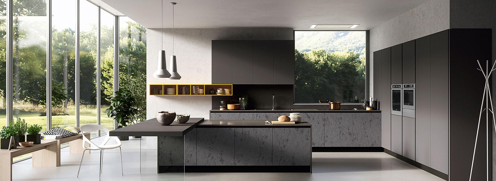 Arredamenti cucine classiche e moderne - Minoia Arreda
