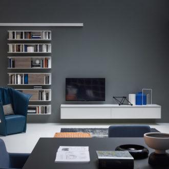 Soggiorni di design - Minoia Arreda