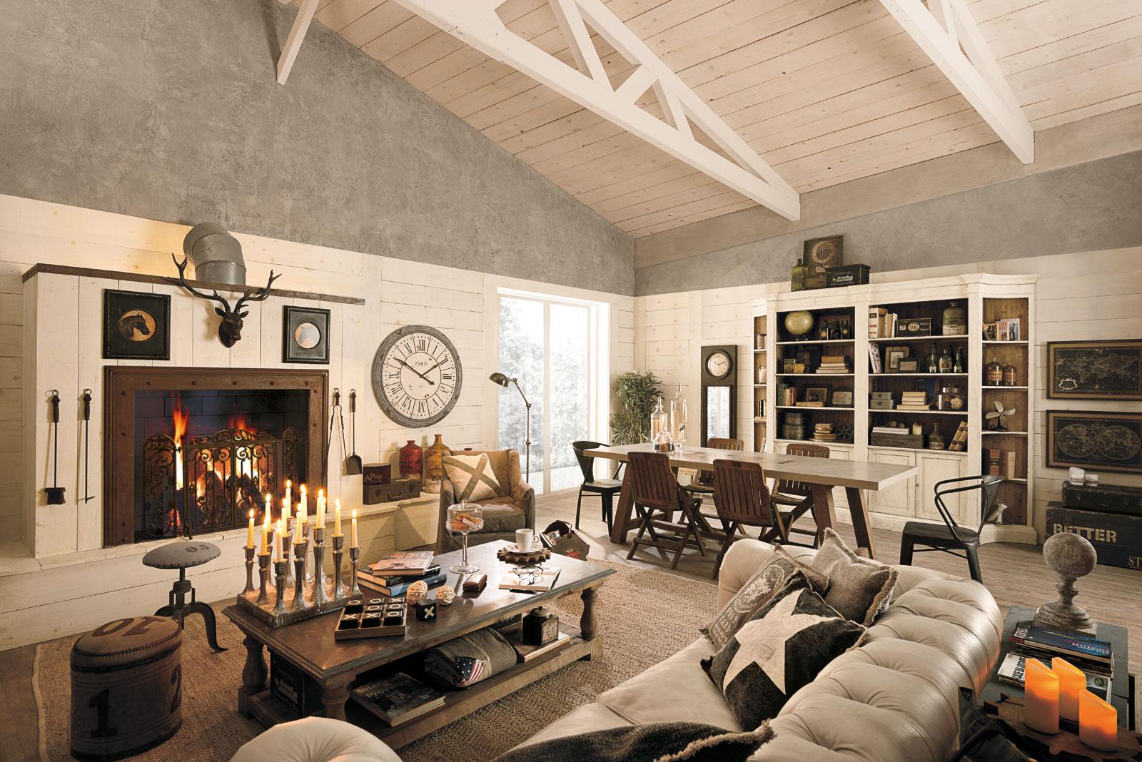 Soggiorni di design minoia arreda - Arredamenti vintage casa ...